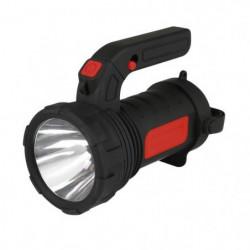 EXPERT LINE Torche lanterne 2 en 1 3 W 12 LED SMD noire