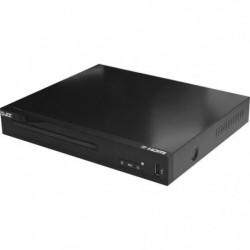 D-JIX HOMEPLAY10 Lecteur DVD de salon HDMI - Full HD - Noir