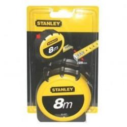 STANLEY Metre ruban 8m x 25mm en Tylon