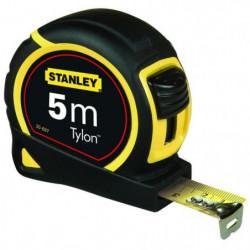 STANLEY Metre ruban 5mx19mm bimatiere Tylon