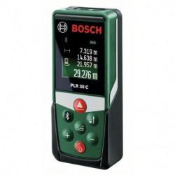 BOSCH Télémetre laser PLR 30 C - Connecté - 635 nm