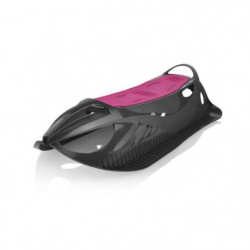 GIZMO RIDERS Luge Neon Grip - Enfant - Rose