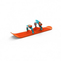 GIZMO RIDERS Luge ski OneFoot - Enfant - Orange