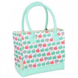 Lunchbag 12,5x25x21,5 cm Dining at work - Creme