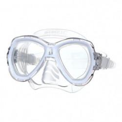 SEAC Masque de plongée Elba - Médium - Blanc