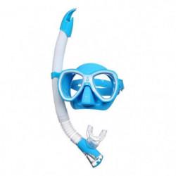 SEAC Masque et Tuba de plongée Elba - Adulte - Bleu