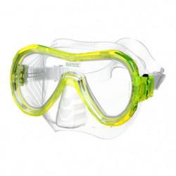 SEAC Masque de Plongée Panarea Silter Clear - Jaune