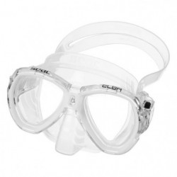 SEAC Masque de Plongée Elba - Adulte - Blanc