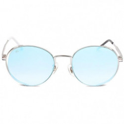 PRIVE REVAUX - Lunettes Round - Modele The Riviera Bleu Mixt