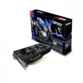 Sapphire Carte graphique AMD NITRO+ Radeon RX 580