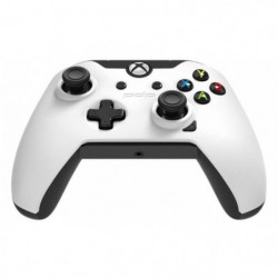 Manette PDP Afterglow V2 blanche pour Xbox One