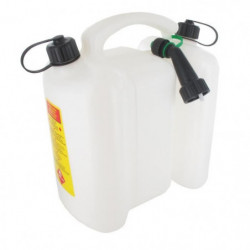 JARDIN PRATIQUE Jerrican double usage 3 + 6 litres TECOMEC -