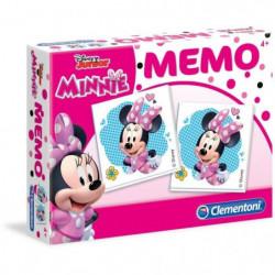 CLEMENTONI Mémo - Minnie - Jeu de mémorisation