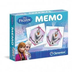 CLEMENTONI Super Mémo - La Reine des Neiges - Jeu de mémoris