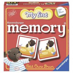 PETIT OURS BRUN Grand Memory