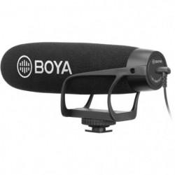 BOYA BM2021 Microphone canon a condensateur - Câble de sorti