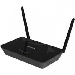 NETGEAR Modem Routeur 300 Mbps Wi-Fi/Ethernet Noir D1500-100