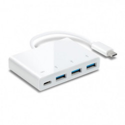 TP-Link UC430 Hub Portable Super Rapide et Ultra Compact - 4