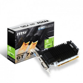 MSI Carte graphique GeForce GT 730 2Go DDR3