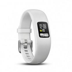 GARMIN Bracelet d'activité Vivofit 4 - Blanc - Taille S/M