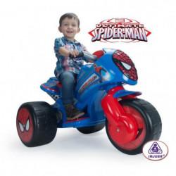 SPIDERMAN TriMoto Electrique Enfant Ultimate 6 Volts