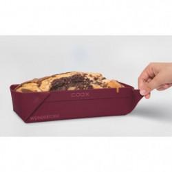 COOX Moule en silicone a gâteaux/ cakes / glaces - 1,5 L - R