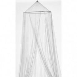 Moustiquaire ciel de lit - 60x250x1200 cm - Blanc