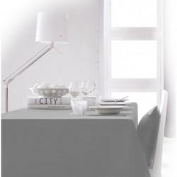 TODAY Nappe rectangulaire 140x200 cm - Zinc