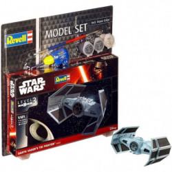 REVELL Maquette Model set Star Wars Darth Vader's Tie Figh 6