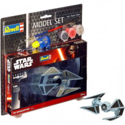 REVELL Maquette Model set Star Wars Tie Interceptor 63603