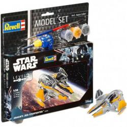 REVELL Maquette Model set Star Wars Anakin's Jedi Starfigh 6