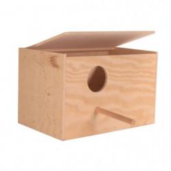 TRIXIE Nichoir 30x20x20cm - Pour grande perruche