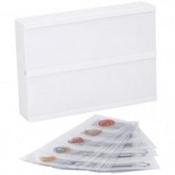 Boîte lumineuse a message Lightbox - Format A5 - 21 x 15 x 4