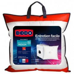 DODO Oreiller Entretien Facile microfibre - 100% polyester h