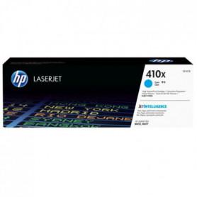 HP 410X Toner Cyan authentique grande capacité