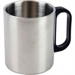 Highlander Grand 300ml Acier Isolée Mug