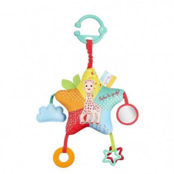 SOPHIE LA GIRAFE Peluche star activities