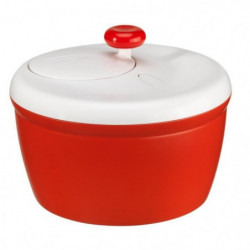 MOULINEX CLASSIC Essoreuse a salade K1000114 rouge et blanc