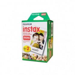 Bi-Pack - 20 Films - Fujifilm Instax Mini couleur a développ