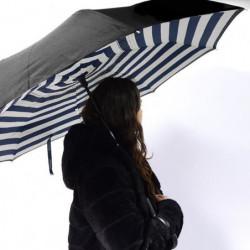 KINSTON Parapluie inversé Imprimé Mariniere