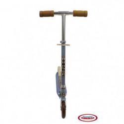 FUNBEE Patinette Street 2 roues 145 mm Bleu
