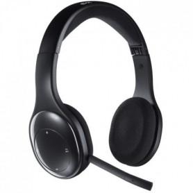 LOGITECH casque sans fil bluetooth pliable - H800