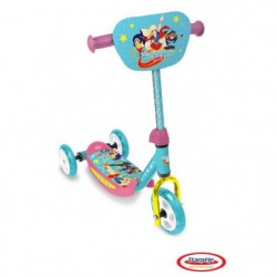 DC SUPER HERO GIRL - Trottinette 3 roues