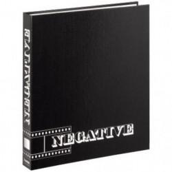HAMA Classeur pour négatifs - 29 x 32,5cm - Noir
