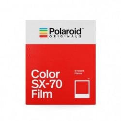 POLAROID ORIGINALS 4676 - Film couleur pour SX-70