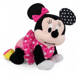 CLEMENTONI Disney Baby  - Minnie fait du 4 pattes ! - Jeu d'