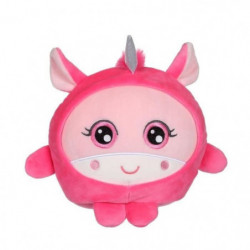 """GIPSY TOYS Squishimals 20 cm licorne rose """"Lilly"""""""