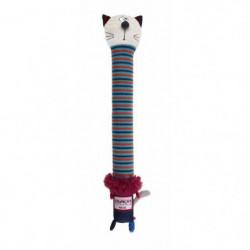 BUBIMEX Jouet Craki Chat - 43 cm - Pour chien