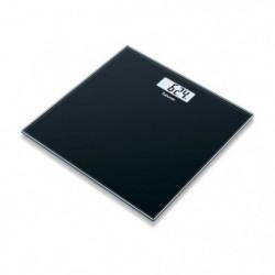 BEURER GS 10 - Pese-personne en verre - Noir