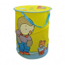 Fun House T'choupi sac a linge pop up pour enfant